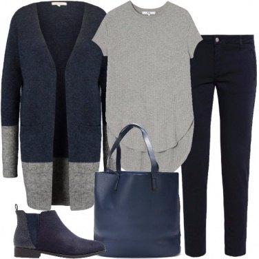 Outfit Semplice e comoda