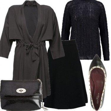 Outfit Nero tutti i giorni