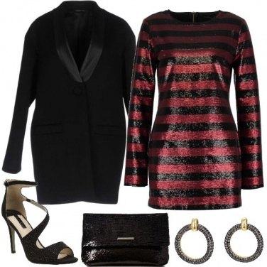 Outfit Sexy e scintillante