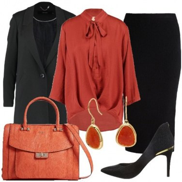 Outfit Elegante in ufficio
