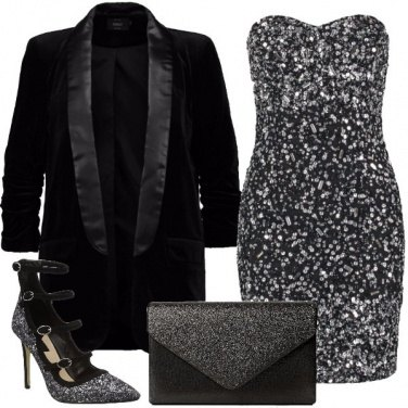 Outfit Scintillante