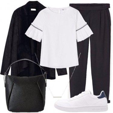 Outfit Semplice e alla moda