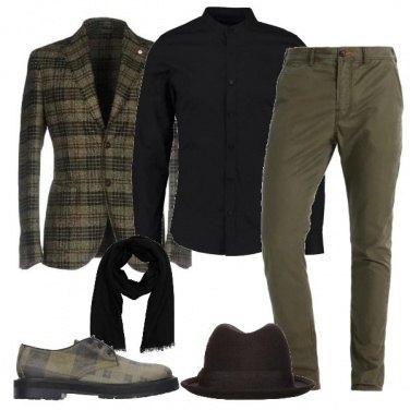 Outfit La giacca a quadri
