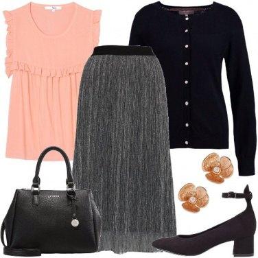 Outfit Adoro vestirmi vintage