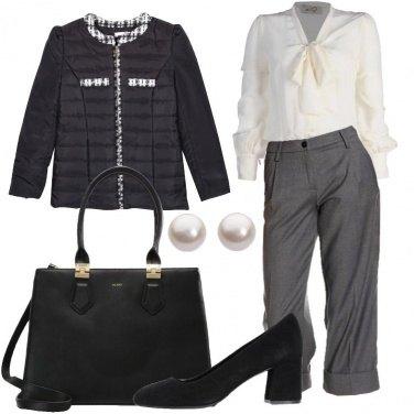 Outfit Una trapunta Chanel