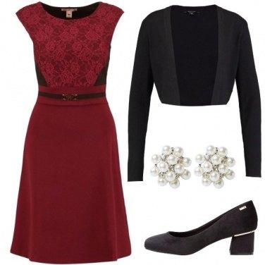 Outfit Classica e sobria