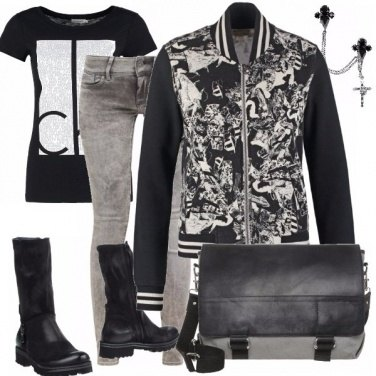 Outfit Urban comfort