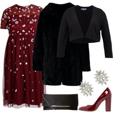 Outfit Abito in tulle