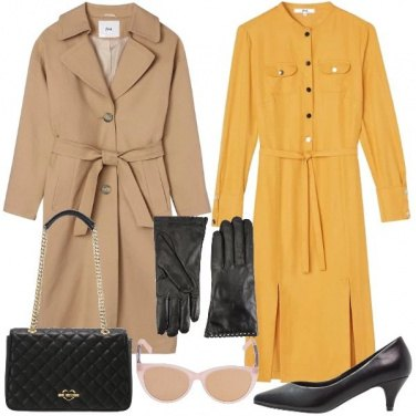Outfit Donna d\'altri tempi