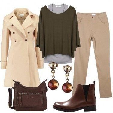 Outfit Semplice ed impeccabile