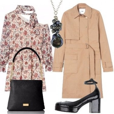 Outfit Tutte in trench