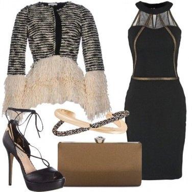 Outfit Un tubino sexy