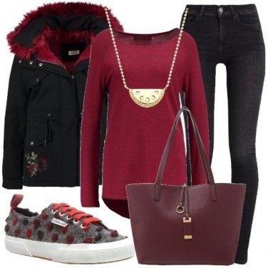 Outfit Giornate di freddo