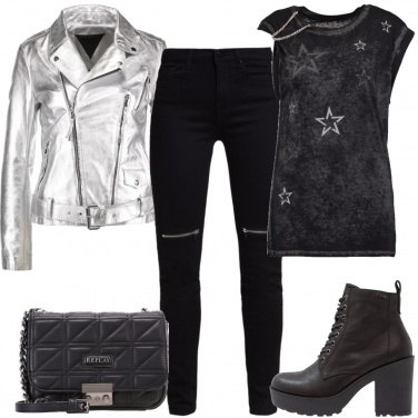 Outfit Stelle d\'argento