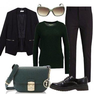 Outfit Star bene senza eccessi