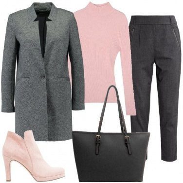 Outfit Basico ed elegante
