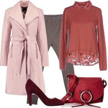 Outfit Pronta con poco