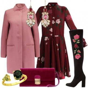 Outfit Rose romantiche
