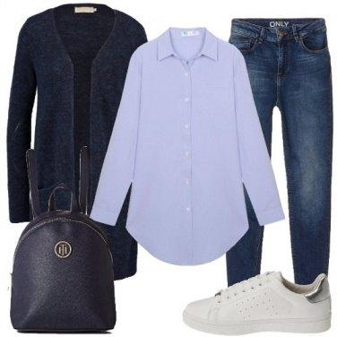 Outfit Semplice per ogni giorno