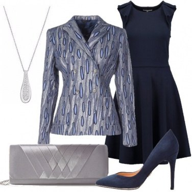 Outfit La giacca in fantasia