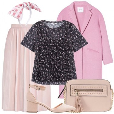 Outfit Rosa ovunque