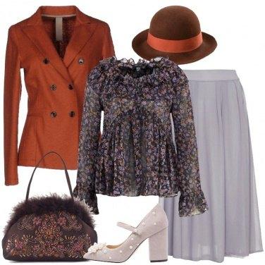 Outfit Squisitamente romantica
