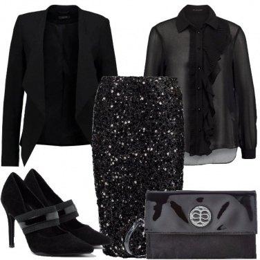 Outfit Nero e sexy