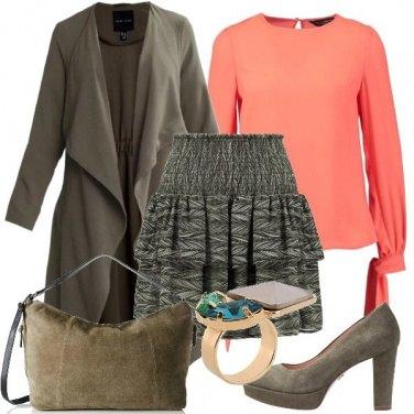 Outfit Abbinare il verde