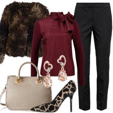 Outfit Dettagli chic