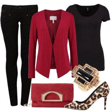 Outfit La décolleté maculata