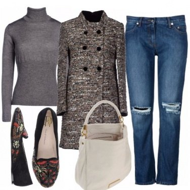 Outfit Web slipper