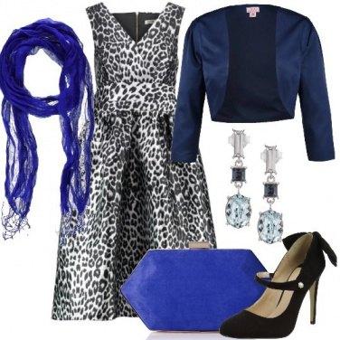Outfit Fantasia animalier in bon ton