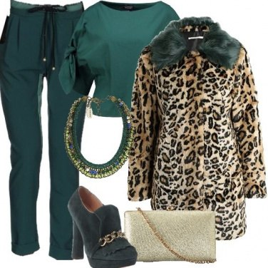 Outfit Tendenze animalier