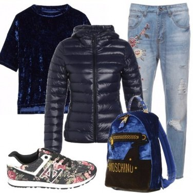Outfit Tocco vellutato