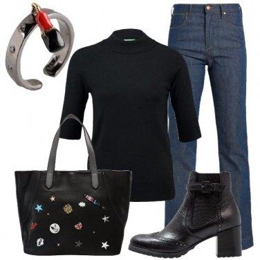 Outfit L\'anello col ciondolo