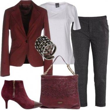 Outfit L\'anello di strass