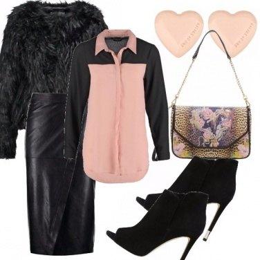 Outfit San valentino controcorrente