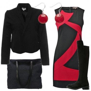 Outfit Mai senza tubino