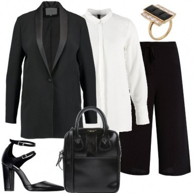 Outfit Anello d\'oro