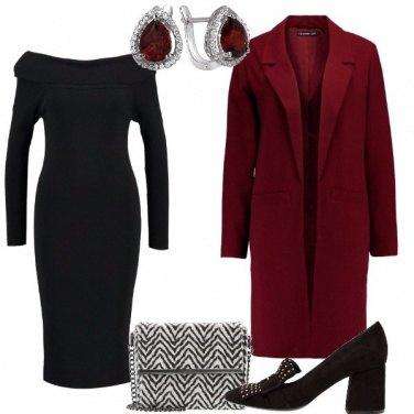 Outfit La tracolla a zig zag