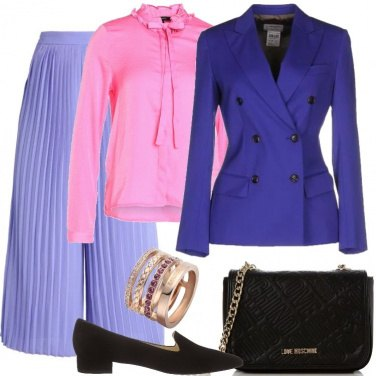 Outfit Formale con i mocassini