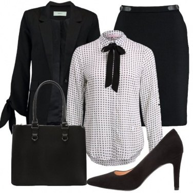 Outfit Focus sul blazer