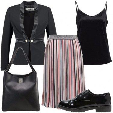 Outfit Tocco originale in ufficio