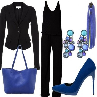 Outfit Jumpsuit day and night