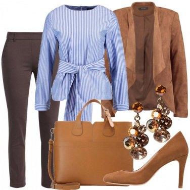 Outfit Riunione coi fiocchi