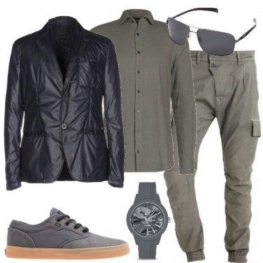 Outfit Vesto comodo