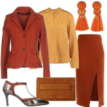 Outfit Curcuma e cannella