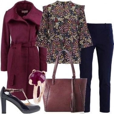 Outfit Il cappotto classico