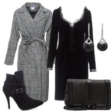 Outfit Alla moda in velluto