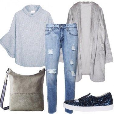 Outfit Applicazioni di perle